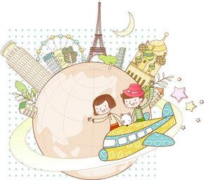 快乐儿童梦幻旅行12
