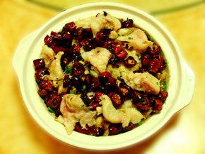 金椒脆鱼锅
