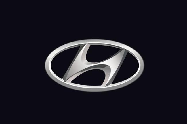 北京现代 汽车 标志 高清 矢量图 ai