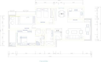 <i>CAD</i><i>室</i><i>内</i><i>平</i><i>面</i><i>图</i>