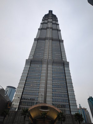 上海世贸大厦