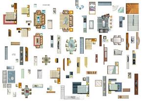 室内家具素材