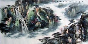 万里山河图