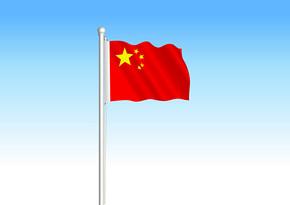 矢量素材中国国旗