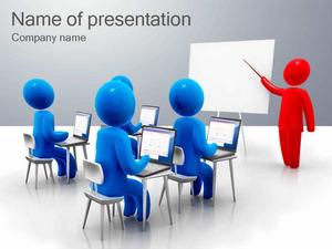 教育概念PPT素材