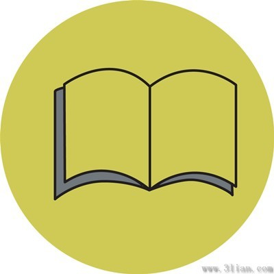 书本图标素材