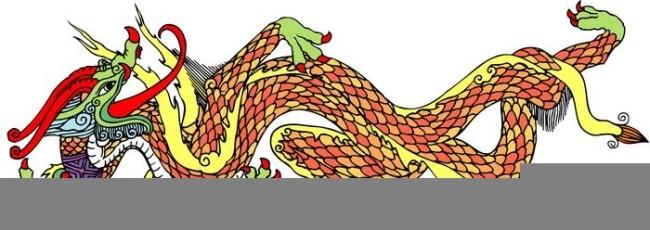 中国古代龙纹