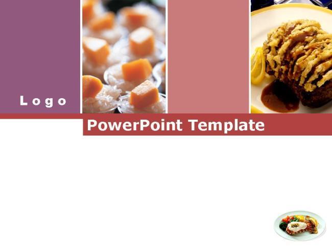食品学毕业设计精美ppt模板免费下载
