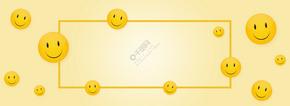 可爱的笑脸说明对不起