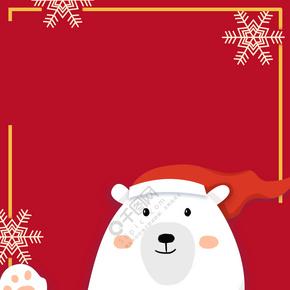 新年红包红色喜庆海报背景