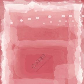 暖色调渐变水彩透明色块背景