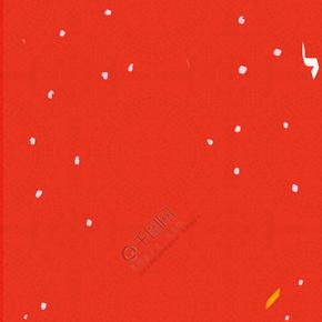红色春节喜庆庆祝背景