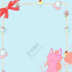 女王节妇女节背景图