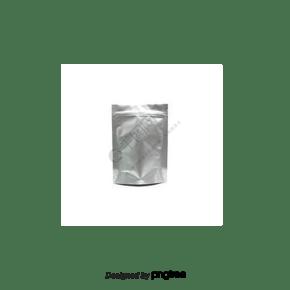 矢量白色包装袋