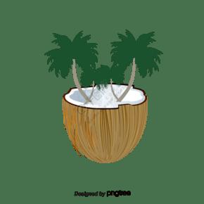 椰子樹椰子