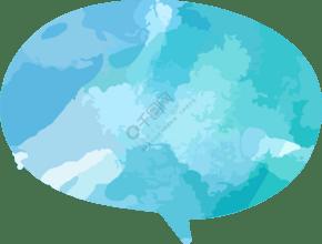 對話框信息地圖矢量ppt
