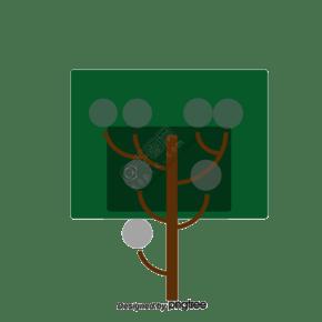 深绿色的家谱