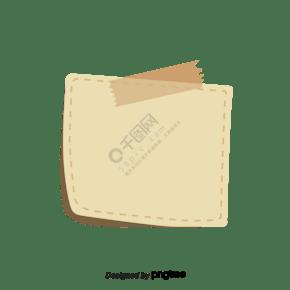 手繪包子貼紙文字框