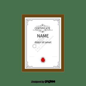英国授权证书