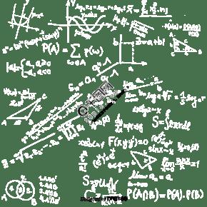 手绘化学方程式