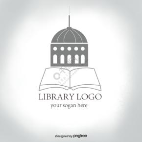 图书馆标志