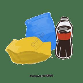 快餐食物美食可乐