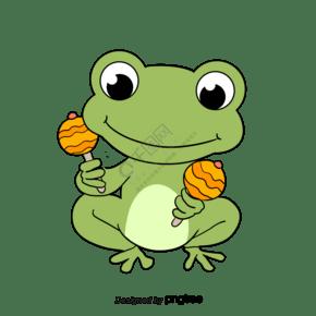 小清新青蛙