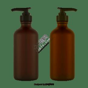 洗發膏沐浴液瓶子包裝