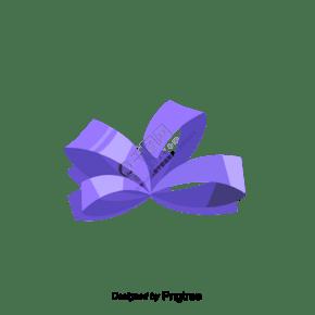 藍色蝴蝶結裝飾包裝