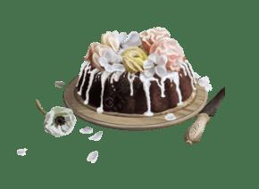 diy 蛋糕