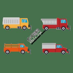 工程貨車造型元素