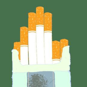 創意無煙日戒煙廣告設計