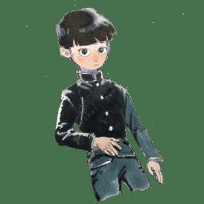 原創手繪可愛少年