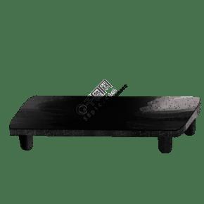 一个古典桌子免抠图
