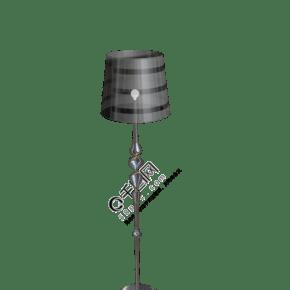 现代简约的落地台灯