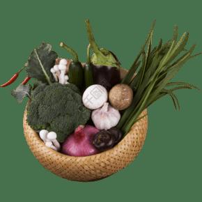 新鮮蔬菜靜物png