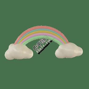 c4d立体彩虹免费下载