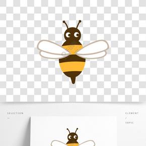 蜜蜂logo圖片