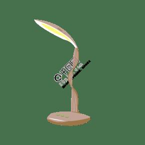 时尚灯具台灯插画