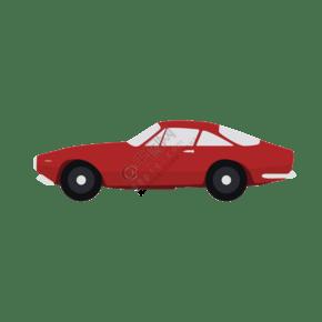 汽車家庭轎車元素