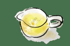 暑假夏日夏季菊花茶