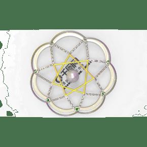 几何图形立体C4D电商