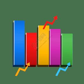 柱状数据分析图表