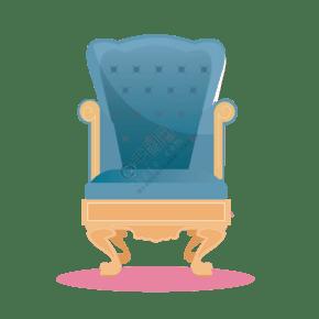 时尚的椅子免抠图