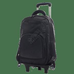 黑色的行李箱免抠图