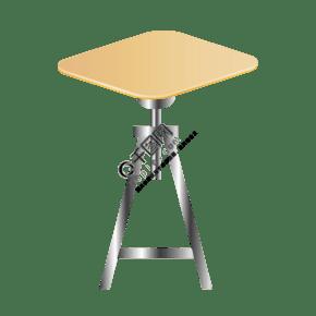 高腿凳子装饰素材图案
