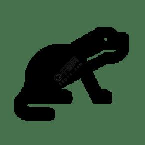卡通老鼠動物圖標