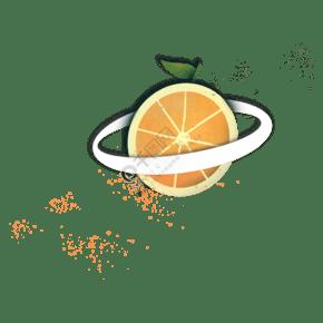 一個創意橙子星球