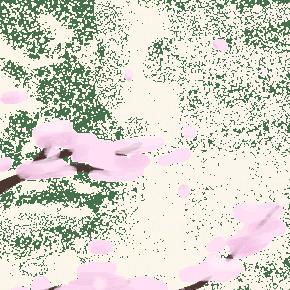中国风手绘紫禁城装饰边框
