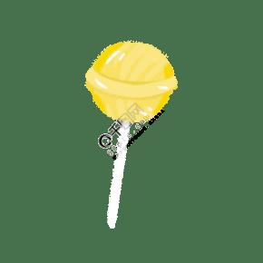 夏天夏日棒棒糖卡通免抠素材